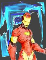 Iron Man color edit 1 by Amrock