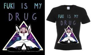 Fuki is my DRUG by Holmssie