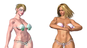 Mistress And Dixie Clemets by TheRumbleRoseNetwork