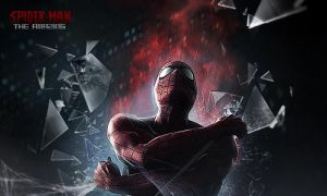 Spider-man by ricke76