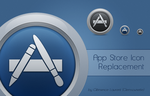 App Store Icon Replacement by Clemsounette