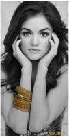 Lucy Hale -  Aria Montgomery by Moontillaa