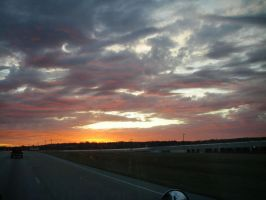 Texas Sunrise 1522 by archambers