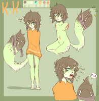 Kiki-Ref Sheet by Magicalcat