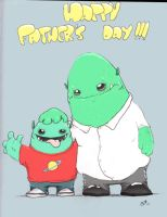 Fathers Day 2012 by SolidAbyss