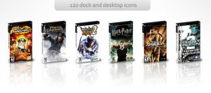 PSP Game Covers - Pack 1 by isa-pinheiro