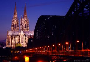 Cologne by Allerlei
