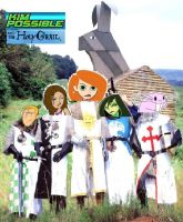 Kim Possible + the Holy Grail by prfctcellrulz