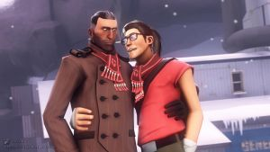 SFM Poster: Happy Fathers Day by PatrickJr