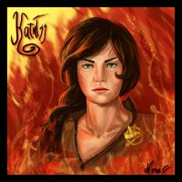 My Katniss by Zackira