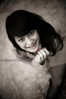 feby smile by diazuya