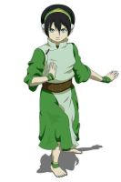 Toph one by ReneFelem