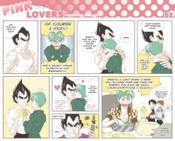 Pink Lovers 52 -S6- VxB doujin by nenee