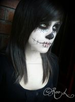The Catrina by RooRhapsody