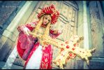 Trinity Blood - Caterina Sforza by RoteMamba