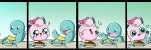 Squirtle: First Dates by SHIBUYA401