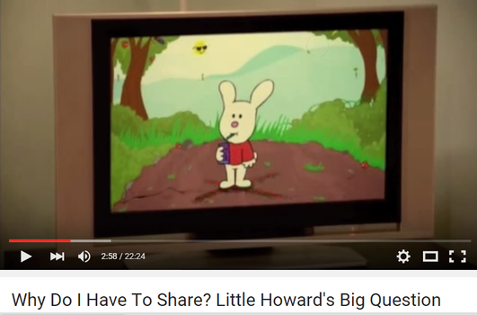 My TV Advert (Little Howard's Big Question) by munchai