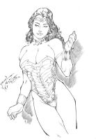 _Wonder Woman by JardelCruz