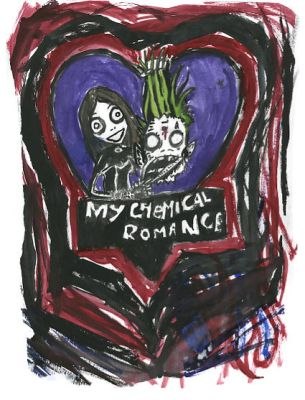 My Chemical Romance by imogin