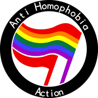 Anti-Homophobia Action by mclj10