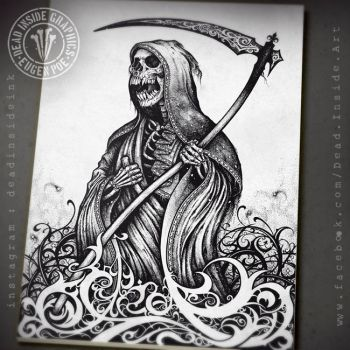 Reaper by DeadInsideGraphics