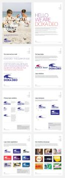 Doxa Deo Auckland Brand Guidelines by tmgtheperson