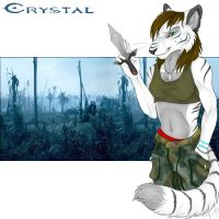 -Crystal- by CunningFox