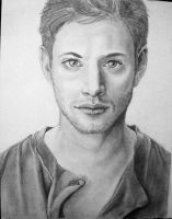Jensen Ackles by airealataiel