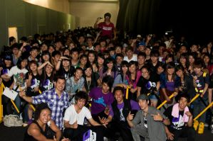 Quest Crew and Fans by poondq