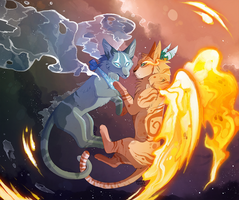 Steam by MapleSpyder