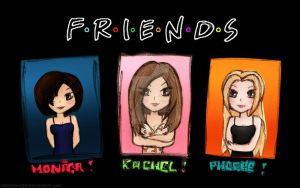 F.r.i.e.n.d.s by elicoronel16
