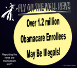 Over A Million Obamacare Enrollees May Be Illegals by IAmTheUnison