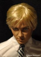 Draco Malfoy: Tonner doll repaint by mary-vassilieva