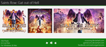 Saints Row: Gat out of Hell - Icon by Crussong