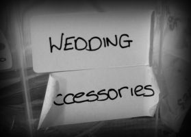 Wedding Accessories by elliotbuttons