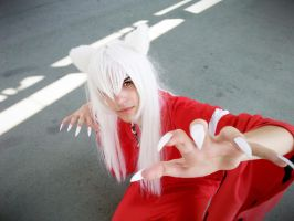 Inuyasha1 by Szilucosplay