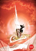 "Coca Cola ""energized"" by leox912"
