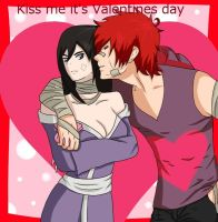 Kiss Me It's Valentines Day by XxXInsanity-KillsXxX