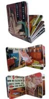 couches + chairs book by somavenus