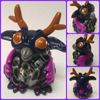 Baby Moonkin Hatchling Collage! by CelestialCreatures