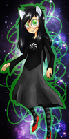 witch of space by jsunny