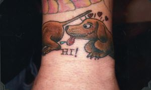 Wiener Dog by SludgeBrain