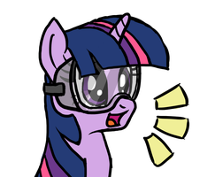 Twilight Speaks by dmtactical