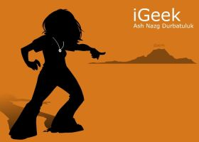 iGeek, version Frodo.0 by shoomlah