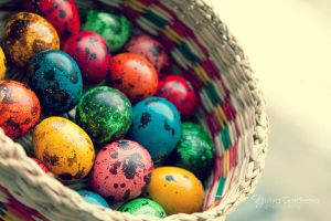 Easter eggs by Ur6o