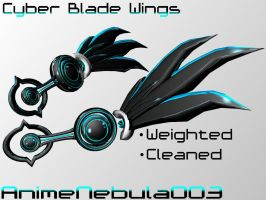 Cyber Blade Wings DL! by AnimeNebula003