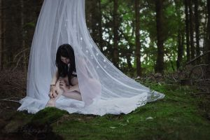 Lady of the woods 3 by Estelle-Photographie