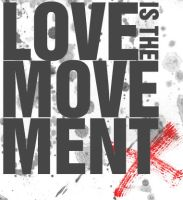 love is the movement by jenf0