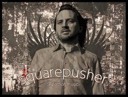 Squarepusher by vincentvc