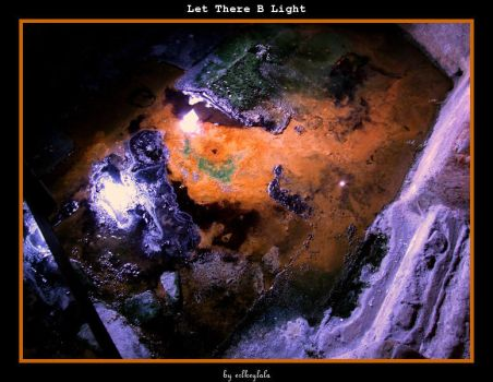 Let There B Light I by erlkeylala